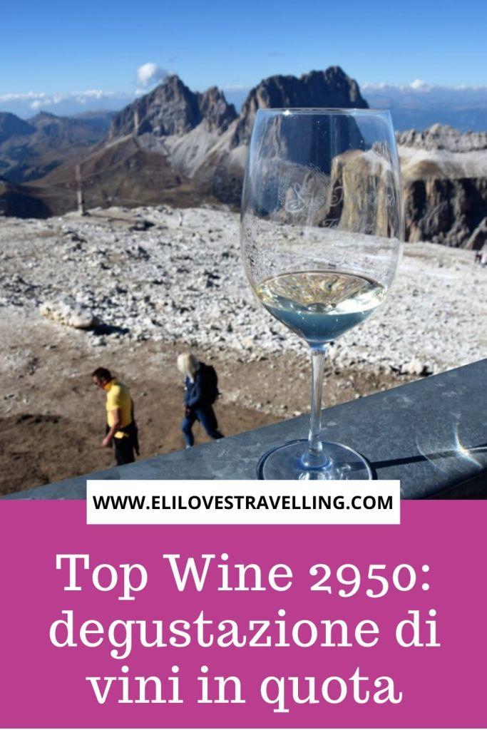 Top Wine 2950: degustazione di vini in quota 2