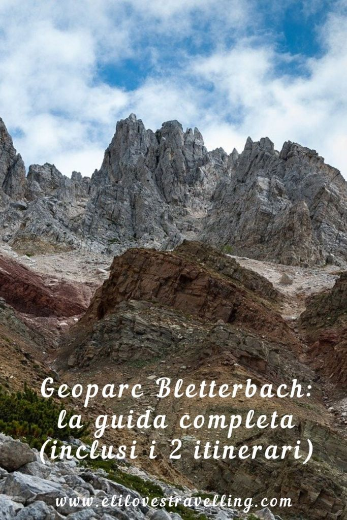 Geoparc Bletterbach: la guida completa (inclusi i 2 itinerari) 4
