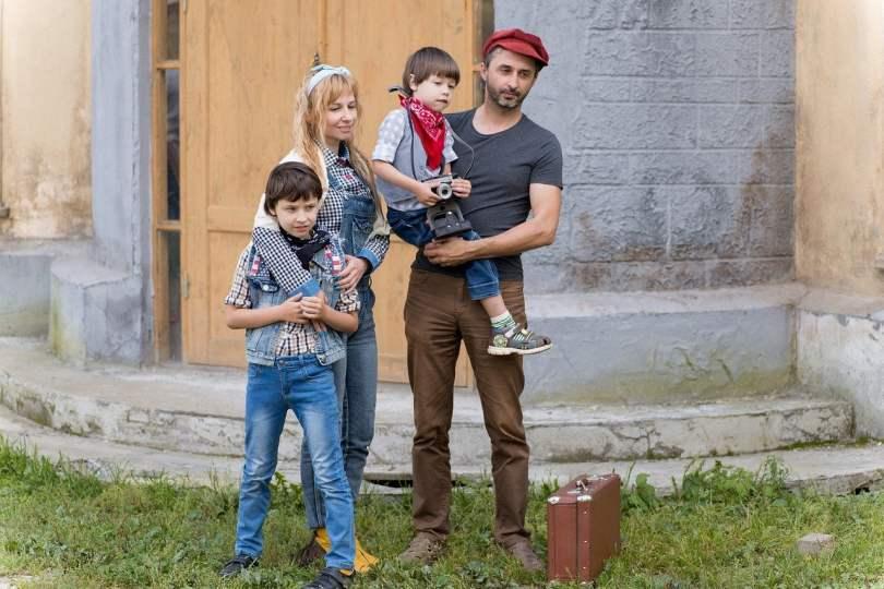Famiglia ospitante au pair