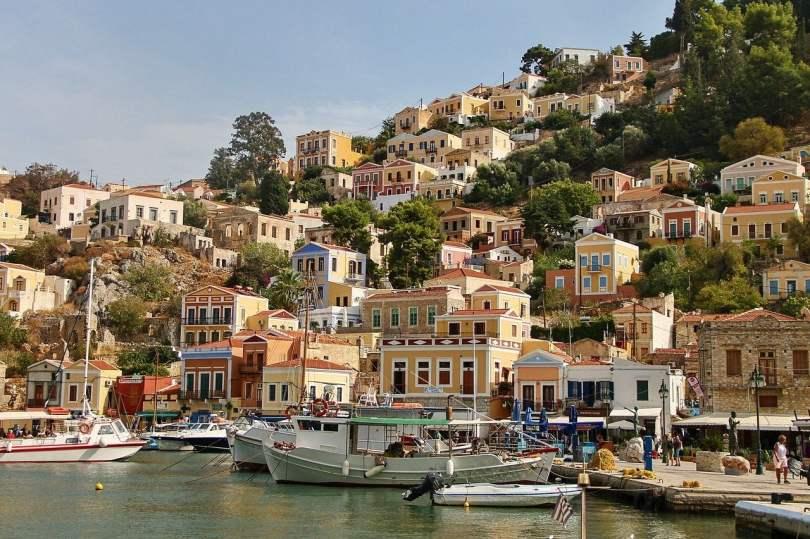 Symi - PLF Grecia