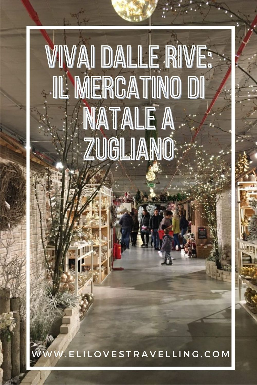Vivai dalle Rive: Il mercatino di Natale a Zugliano (VI) 1
