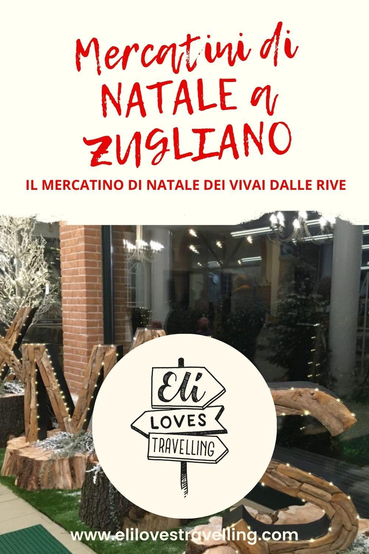 Vivai dalle Rive: Il mercatino di Natale a Zugliano (VI) 2