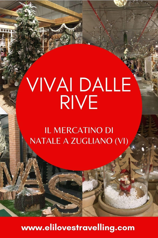Vivai dalle Rive: Il mercatino di Natale a Zugliano (VI) 3