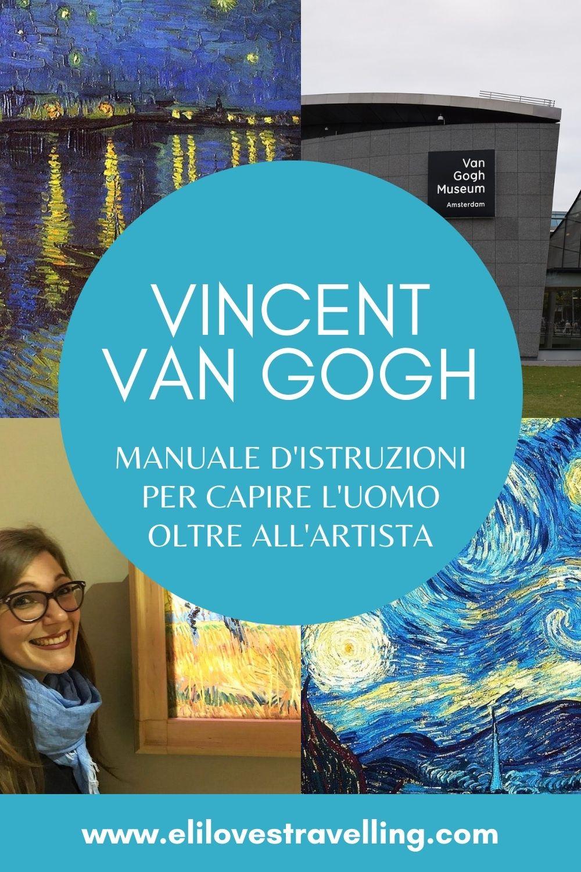 Vincent Van Gogh: manuale d'istruzioni! 1