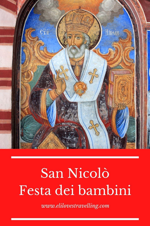 San Nicolò per Pinterest