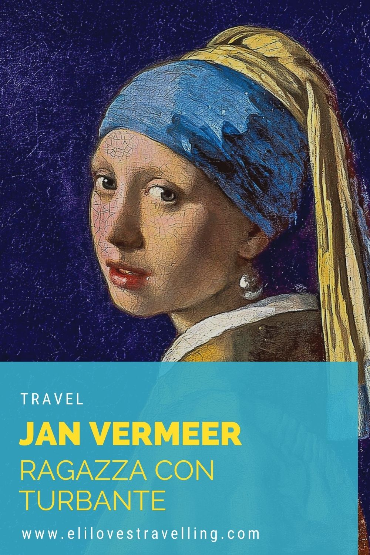La ragazza con l'orecchino di perla, un piccolo capolavoro nel cuore dell'Aia 1
