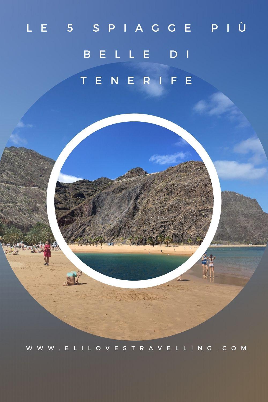 Le 5 spiagge più belle di Tenerife 3