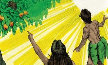 Image result for Adam blames Eve