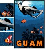 Guam Poster