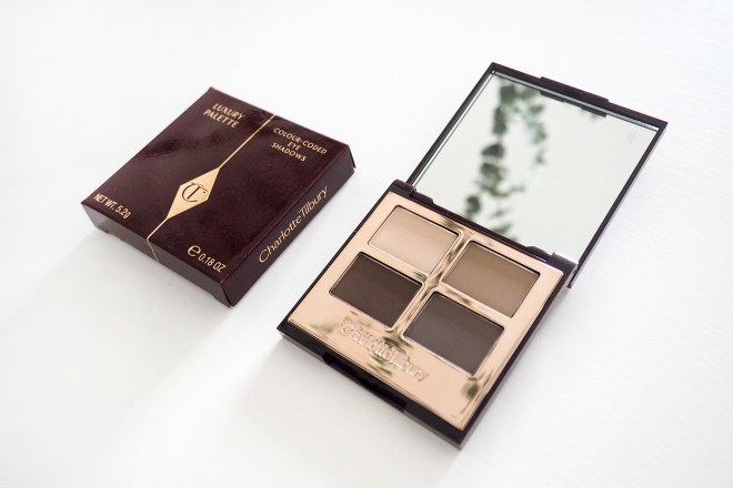 Charlotte Tilbury — the sophisticate luxury package