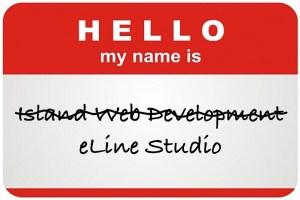 eline studio - name change
