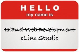 eline studio - name change