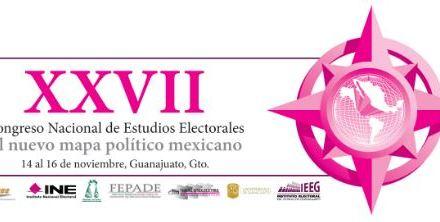 Invita IEEG a congreso de estudios electorales en Guanajuato