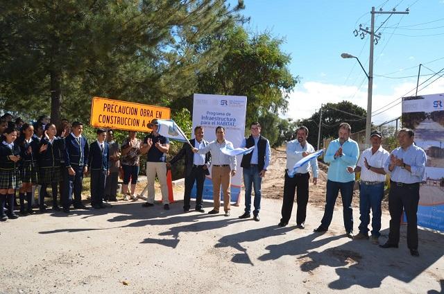 Inician obras con inversión de casi 3 millones de pesos en San Francisco del Rincón