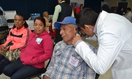 Entrega INGUDIS apoyos para gente de San Francisco y Purísima del Rincón