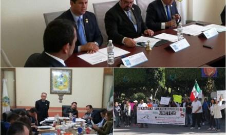 Pepe Grilla: La marcha, el juez, el secretario y la mochila
