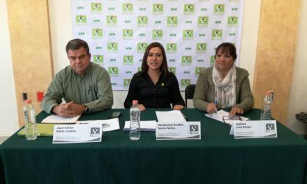 Partido Verde sugiere a Pedro Rodríguez como director de Seguridad de SFR