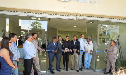 Inauguran nueva sucursal de SAPAF