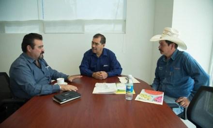 Acuerdan apoyos para campesinos de SFR