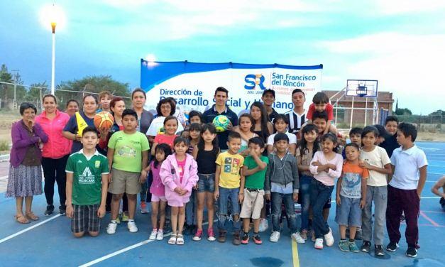 Integran a familias en San Francisco del Rincón