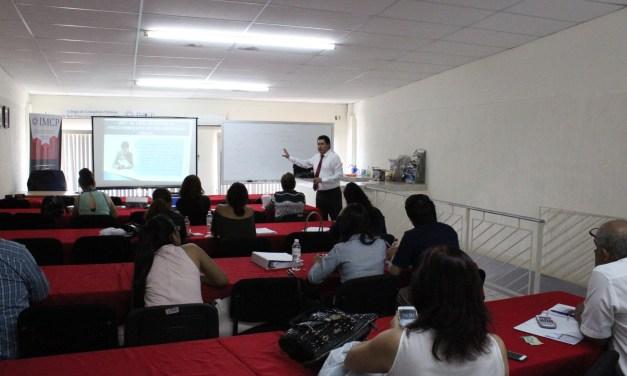 Reafirma Colegio de Contadores compromiso por una actualización constante