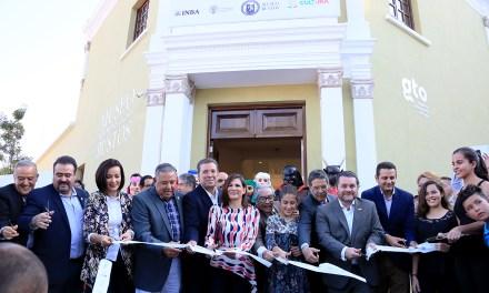 Inauguran museo Hermenegildo Bustos