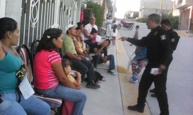 Vecinos de Lomas de Obrajeros denuncian inseguridad