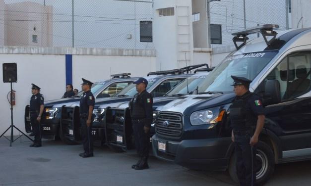5 millones de pesos en equipo para oficiales de San Francisco del Rincón