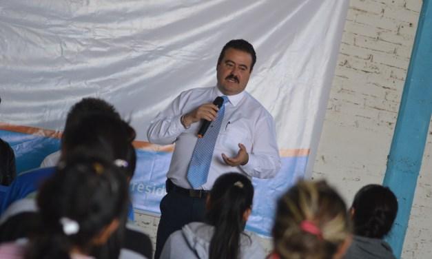 Se capacitan en San Ignacio de Hidalgo