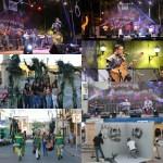 Se unen cientos a caravana cultural en Manuel Doblado
