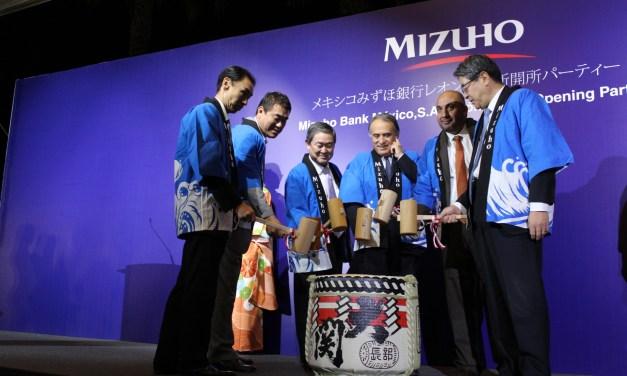 Abre sus puertas Banco Mizuho en León