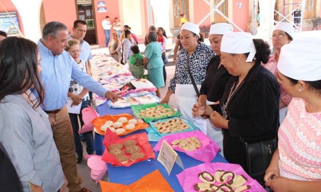 Invitan a Expo-venta a favor de la Mujer en Purísima del Rincón