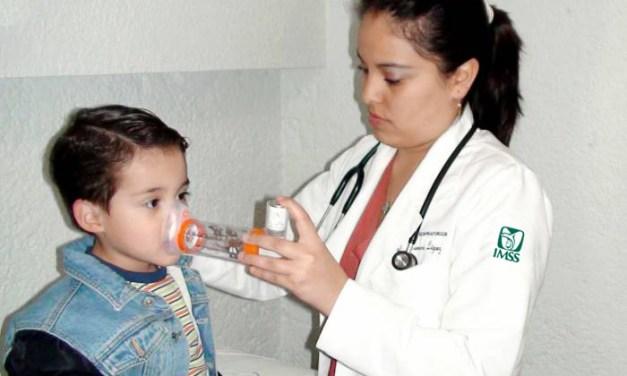 El Rincón del IMSS: ¿Qué es el asma?