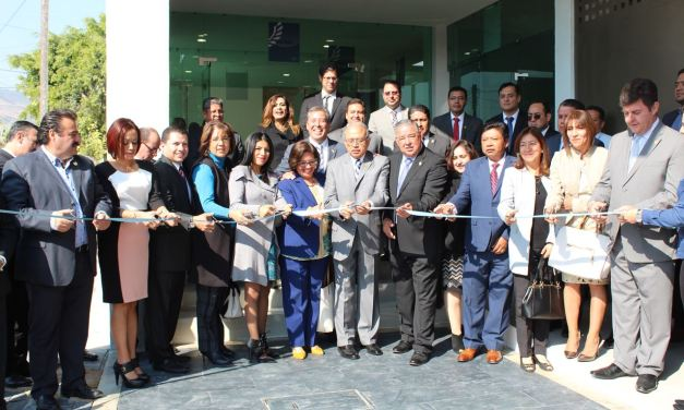 Inauguran centro de Justicia Civil en Purísima