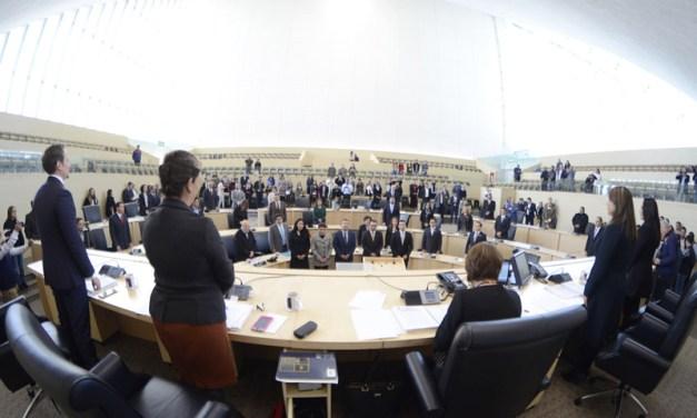 Aprueba Congreso del Estado Ley de Egresos y presupuesto 2018