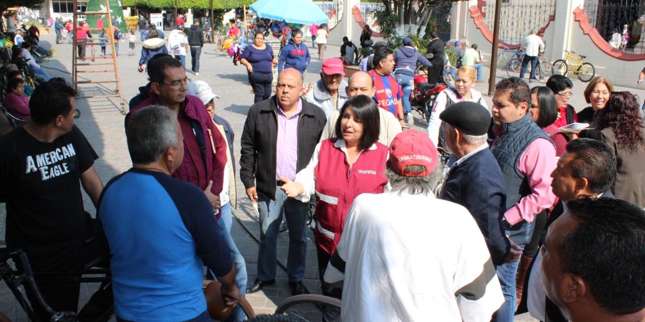 """""""Tenemos que garantizar un gobierno que efectivamente mejore las condiciones de vida para la mayoría"""", Antares"""