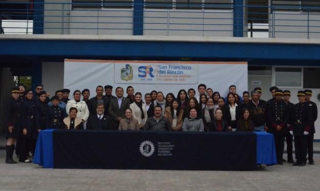 Inician clases alumnos del ITSPR San Francisco