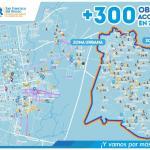 Muestran más de 300 acciones de gobierno en San Francisco del Rincón