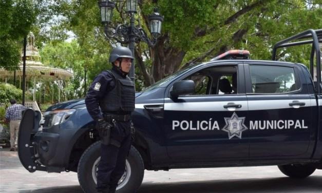 Forma parte de las fuerzas de seguridad de Purísima del Rincón