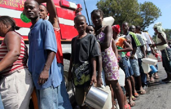 Resultado de imagen para haitianos en inseguridad alimentaria