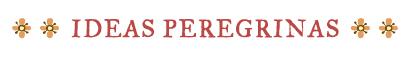 logo ideas peregrinas