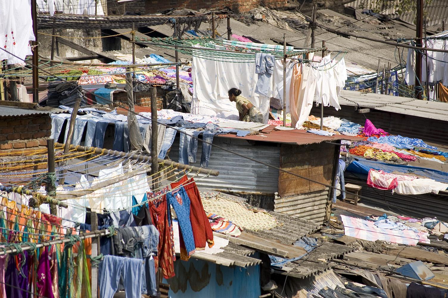 140-годишната открита обществена пералня, Дхобигхат, чиито услуги се ползват от една огромна част жителите на града – Стефан Манчев