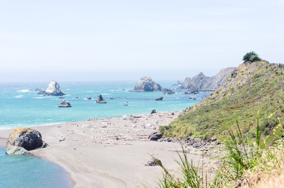 Travel Blog – The North Californian Coast & Camping experiences and dos and don'ts