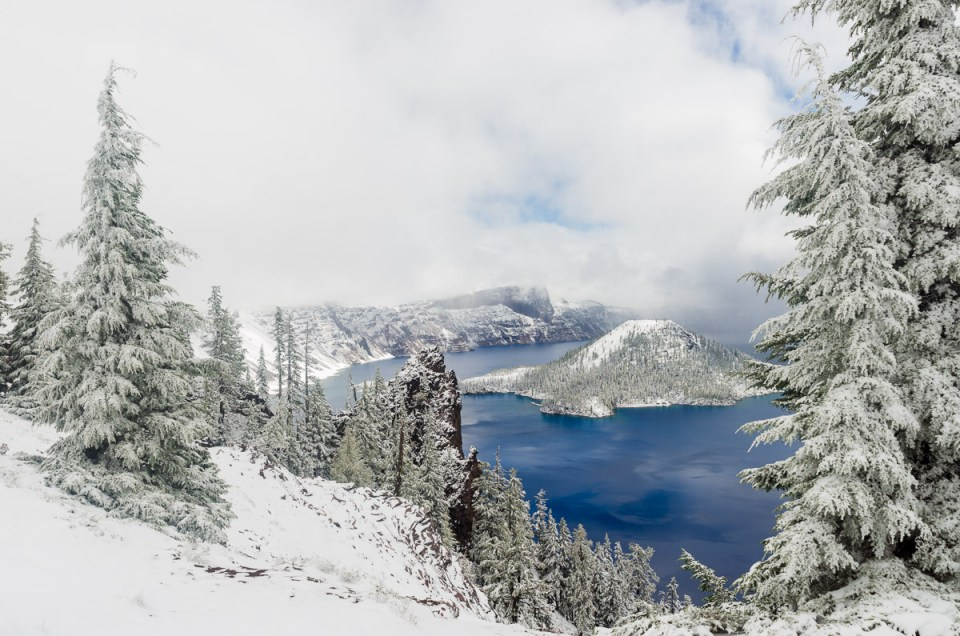 U.S. Travel Blog // Crater Lake // Oregon