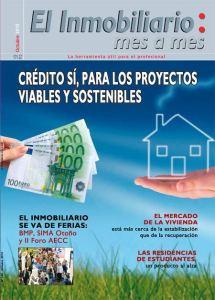 Revista El Inmobiliario mes a mes, número 146, octubre de 2015. Noticias del sector inmobiliario español.