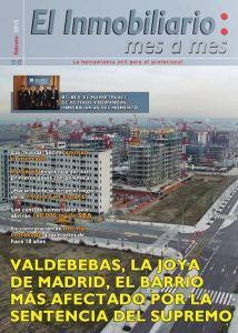 Revista El Inmobiliario mes a mes, número 122, febrero de 2013. Noticias del sector inmobiliario español.