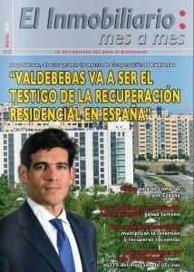 Revista El Inmobiliario mes a mes, número 141, marzo de 2015. Noticias del sector inmobiliario español.