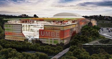 centro comercial Mirador de Illumbe