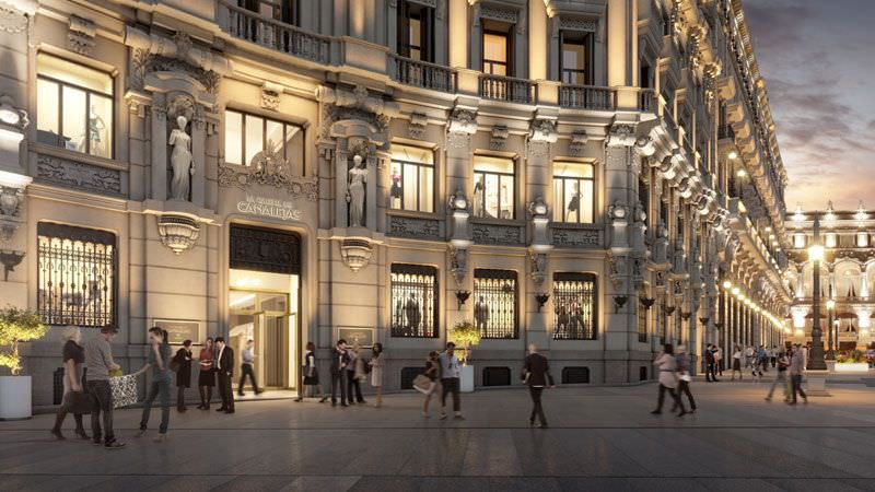 Canalejas Madrid
