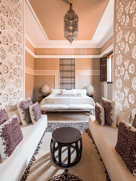 Habitacion de ensueño en Riad Elisa